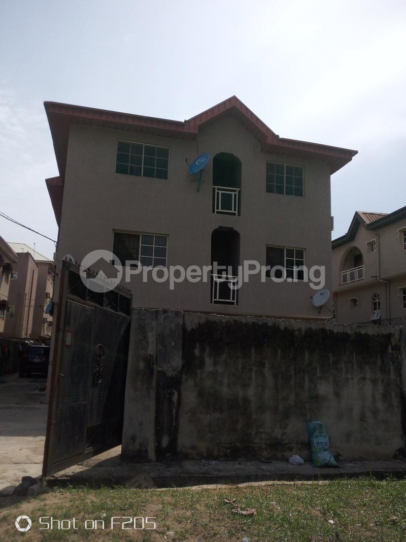 3 bedroom House for rent Canal Estate, okota, isolo Isolo Lagos - 2