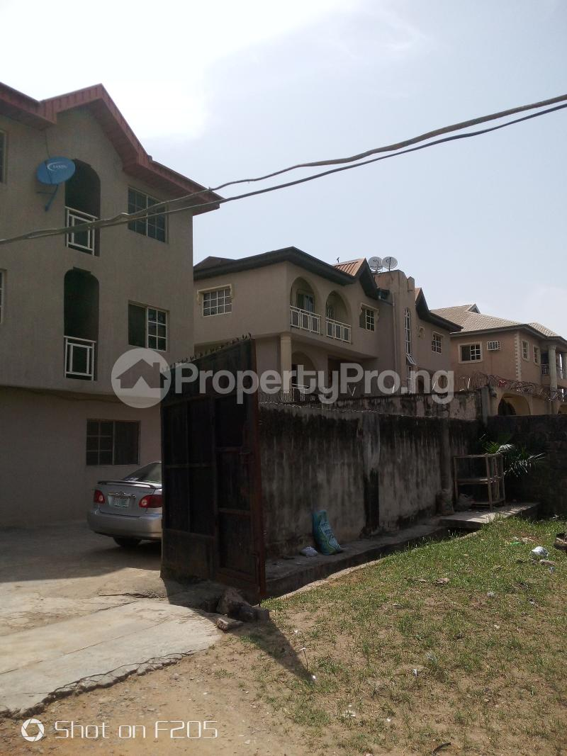 3 bedroom House for rent Canal Estate, okota, isolo Isolo Lagos - 4
