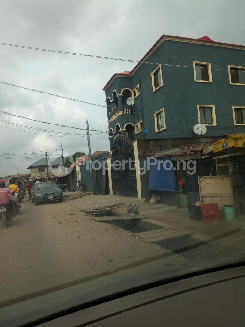 Blocks of Flats House for sale Mafoluku road Mafoluku Oshodi Lagos - 3