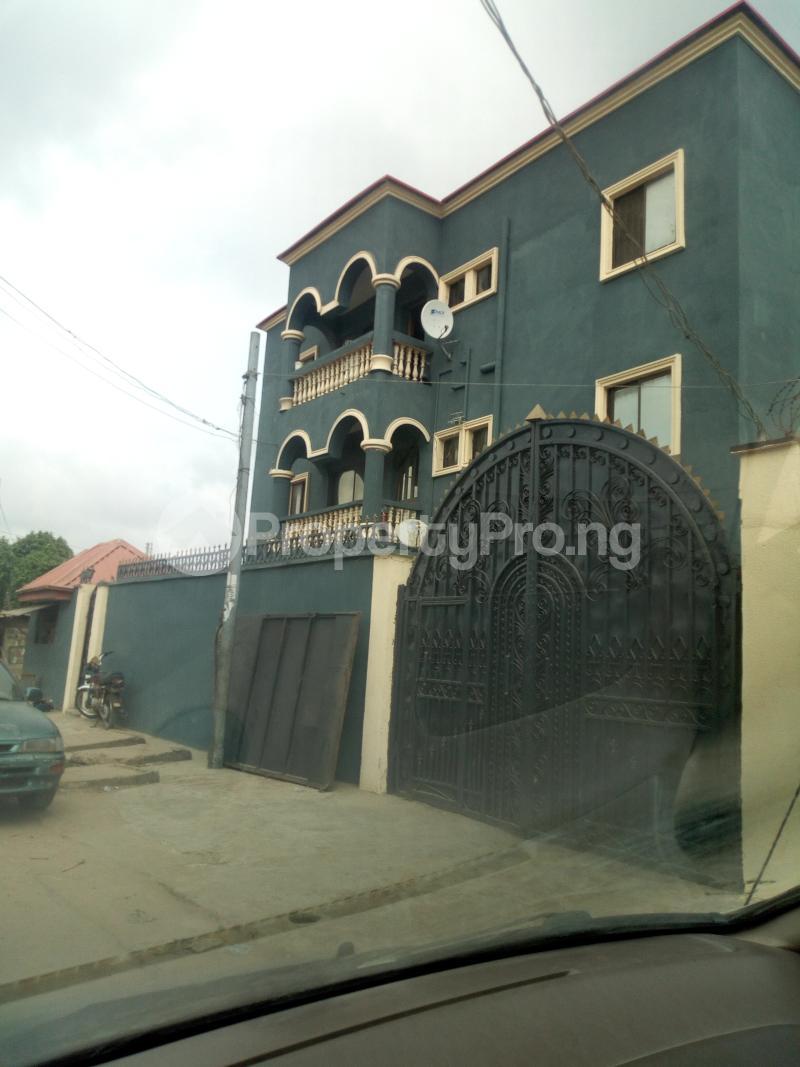 Blocks of Flats House for sale Mafoluku road Mafoluku Oshodi Lagos - 1