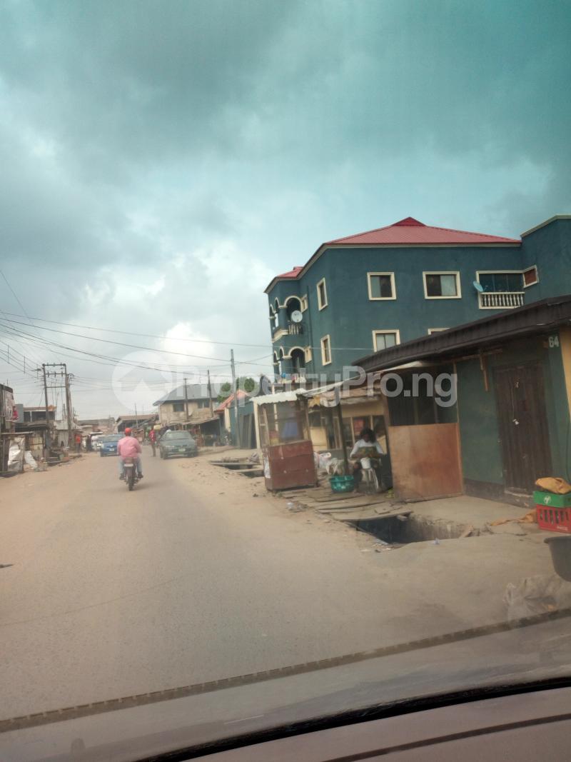 Blocks of Flats House for sale Mafoluku road Mafoluku Oshodi Lagos - 0