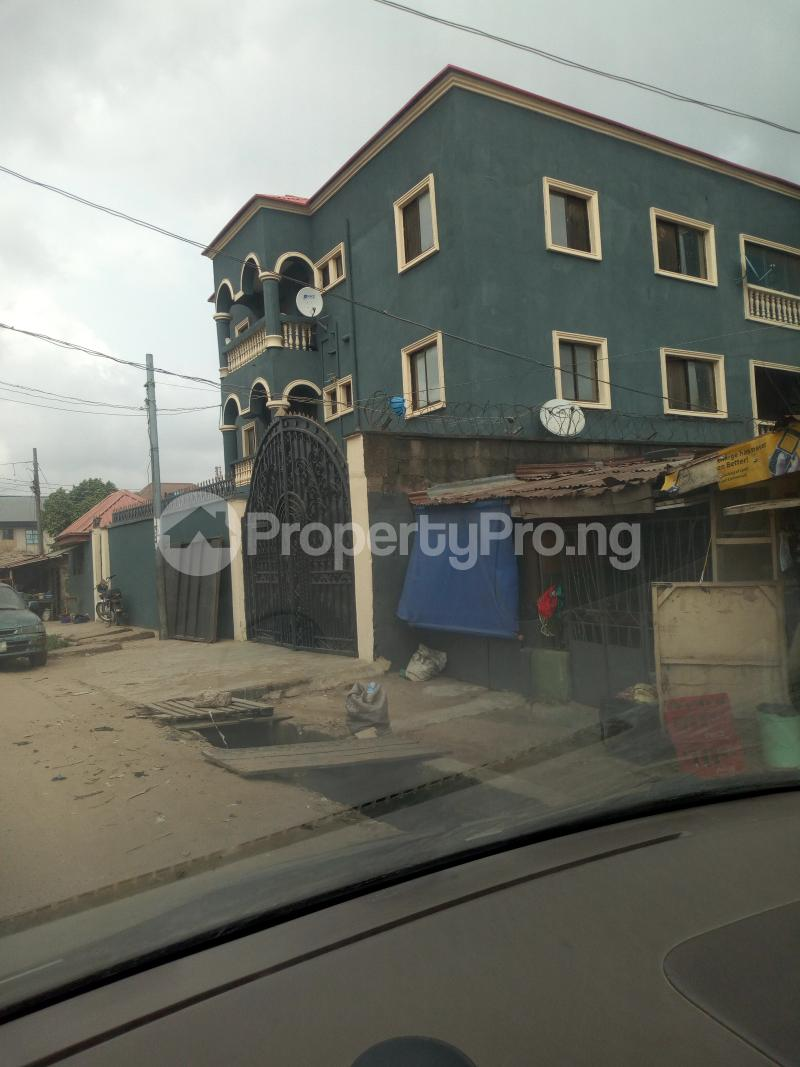 Blocks of Flats House for sale Mafoluku road Mafoluku Oshodi Lagos - 2