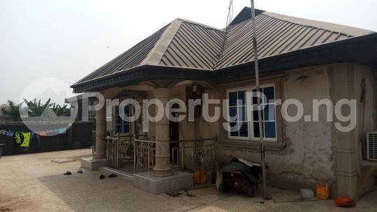 1 bedroom mini flat  Mini flat Flat / Apartment for rent Alake Idimu Egbe/Idimu Lagos - 0