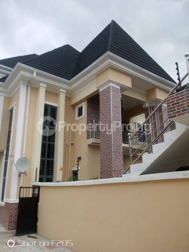2 bedroom Flat / Apartment for rent Green Field estate Amuwo Odofin Lagos - 1