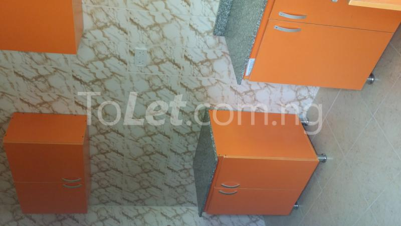 2 bedroom Flat / Apartment for rent Estate Ago palace Okota Lagos - 1