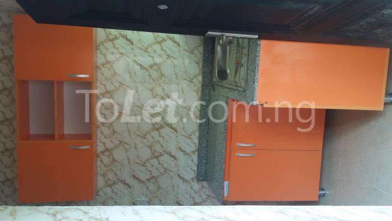 2 bedroom Flat / Apartment for rent Estate Ago palace Okota Lagos - 0