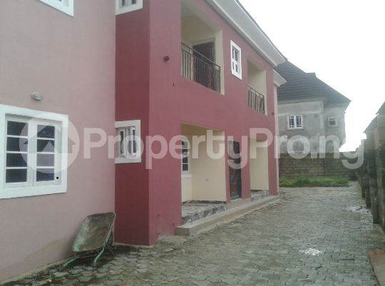 2 bedroom Shared Apartment Flat / Apartment for rent Cornerstone road, off NTA RD Magbuoba Port Harcourt Rivers - 0