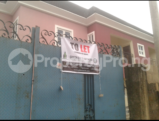 2 bedroom Shared Apartment Flat / Apartment for rent Cornerstone road, off NTA RD Magbuoba Port Harcourt Rivers - 1