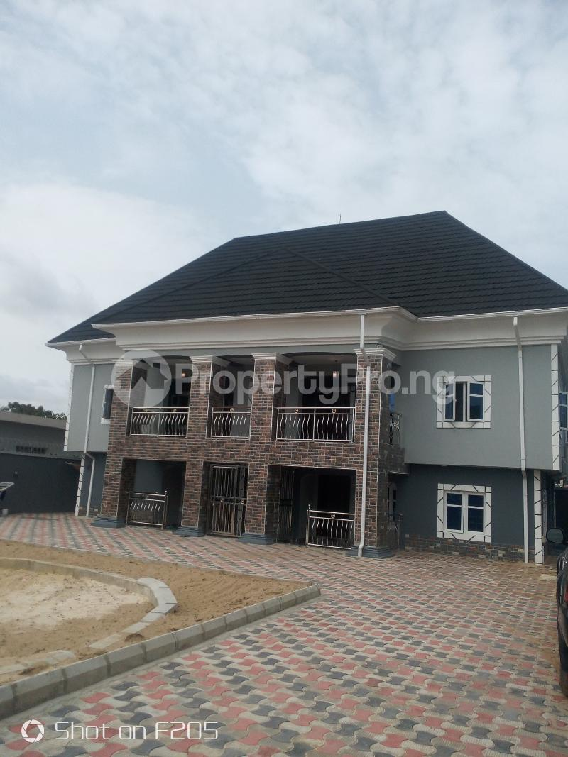 2 bedroom Flat / Apartment for rent Ago palace way way Isolo Lagos - 0