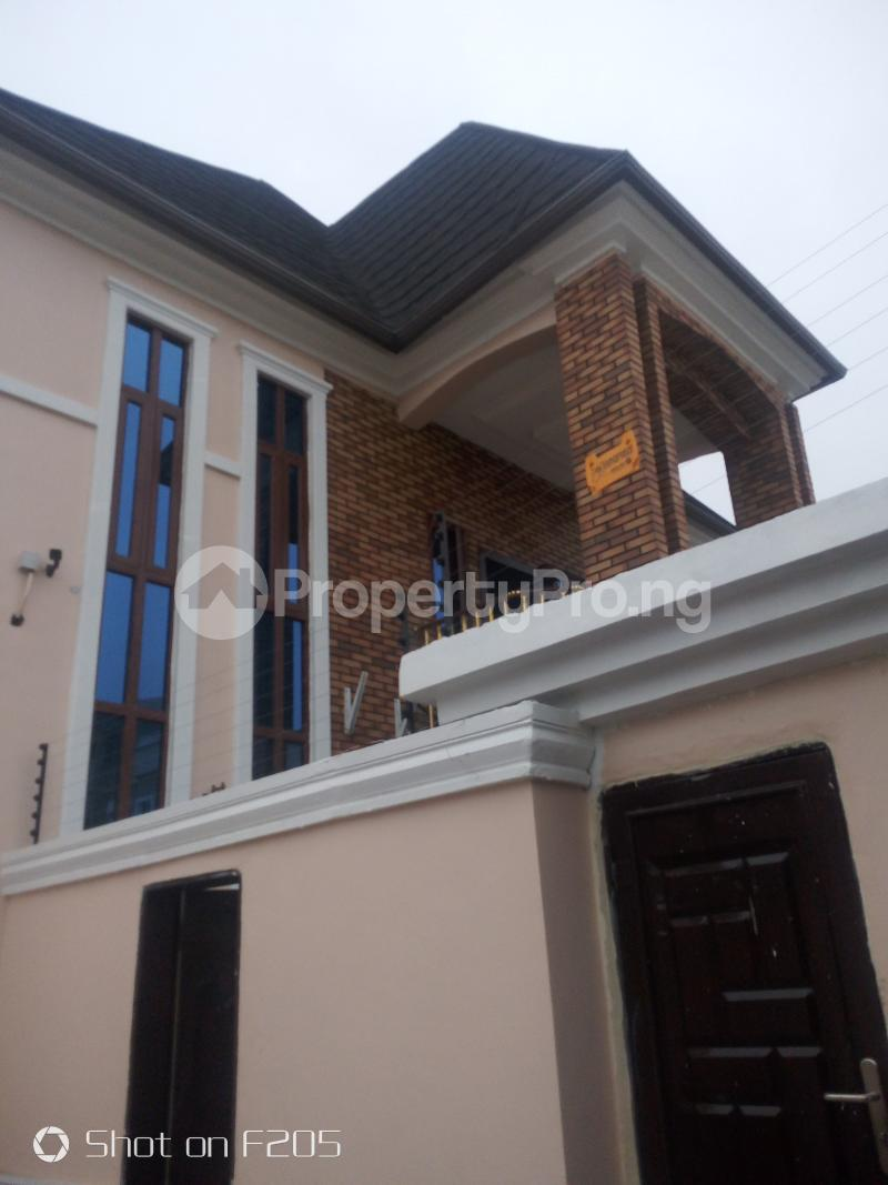 2 bedroom Flat / Apartment for rent Pack view estate Isolo Lagos - 0