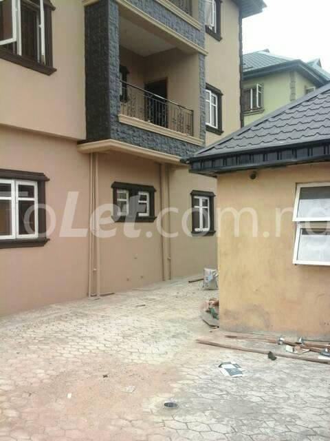 2 bedroom Flat / Apartment for rent Off ajayi road ogba Ajayi road Ogba Lagos - 0