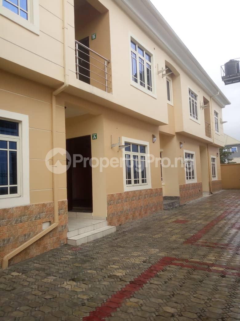 2 bedroom Blocks of Flats House for rent Alcon Woji Trans Amadi Port Harcourt Rivers - 0