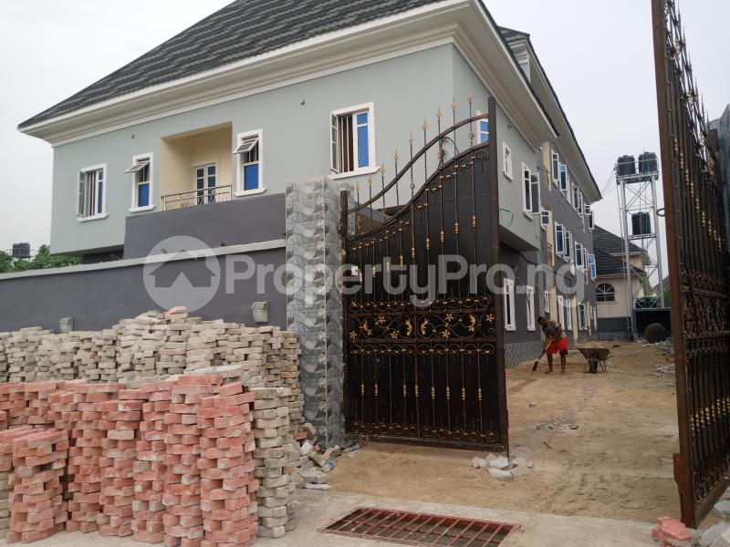 3 bedroom Flat / Apartment for rent Apple junction Amuwo Odofin Lagos - 0