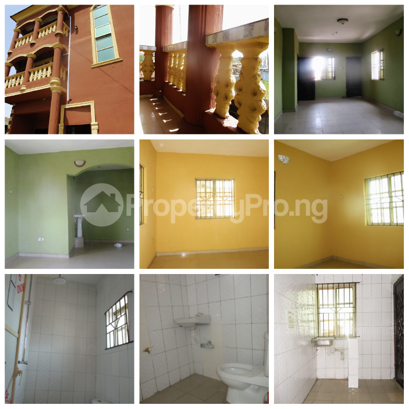 3 bedroom Flat / Apartment for rent Iyanera ILOGBO Road - Alaba International Road Ajangbadi Ojo Lagos - 0