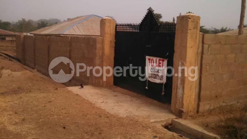 3 bedroom Flat / Apartment for sale Paga estate, Olodo Ibadan Oyo - 1