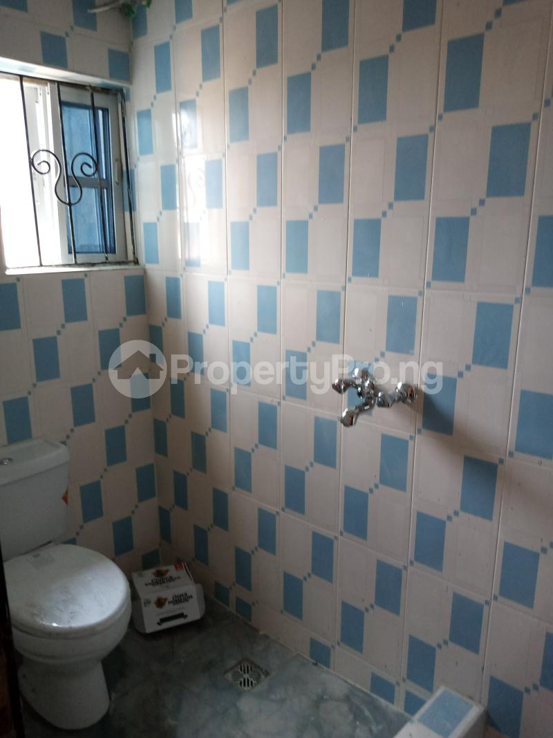 2 bedroom Flat / Apartment for rent   Ago palace Okota Lagos - 0