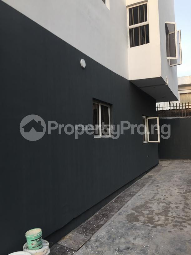 3 bedroom Flat / Apartment for rent gated and secured estate Adeniyi Jones Ikeja Lagos - 1