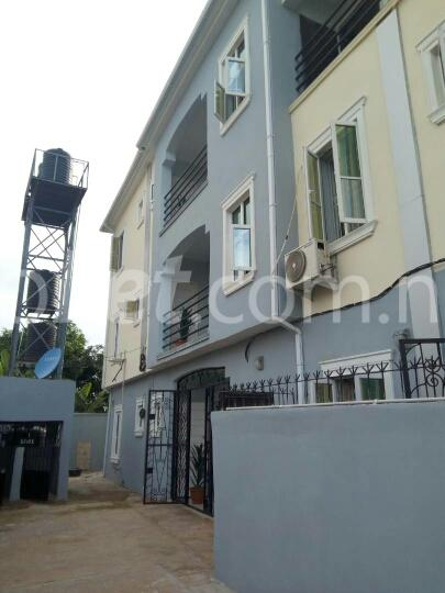3 bedroom Flat / Apartment for rent terrad road ago palace way Isolo Lagos - 0