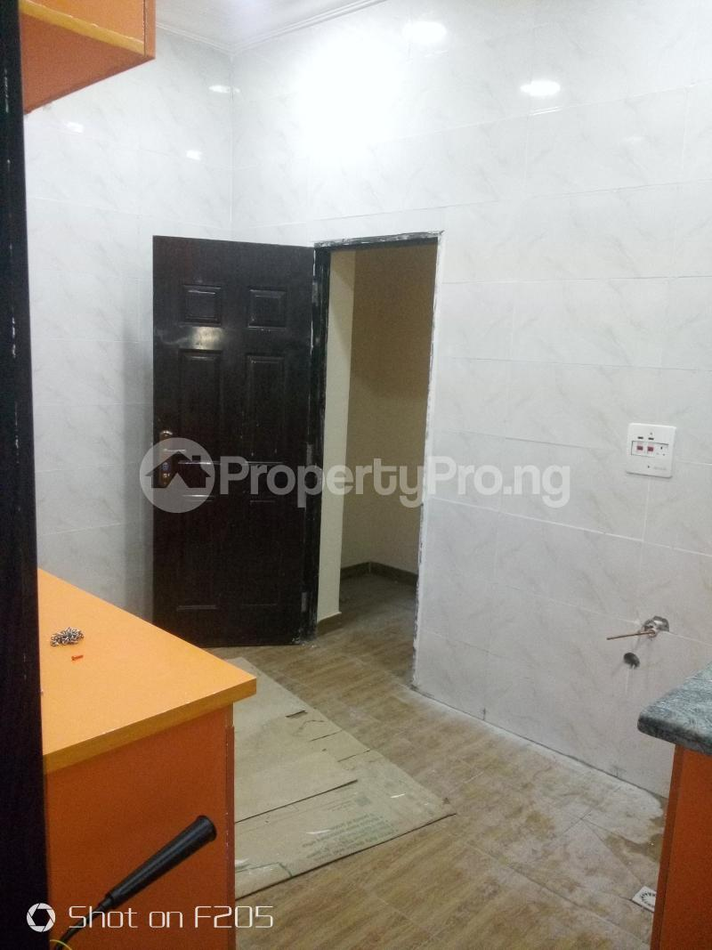 3 bedroom Flat / Apartment for rent Tarred road Isolo Lagos - 2