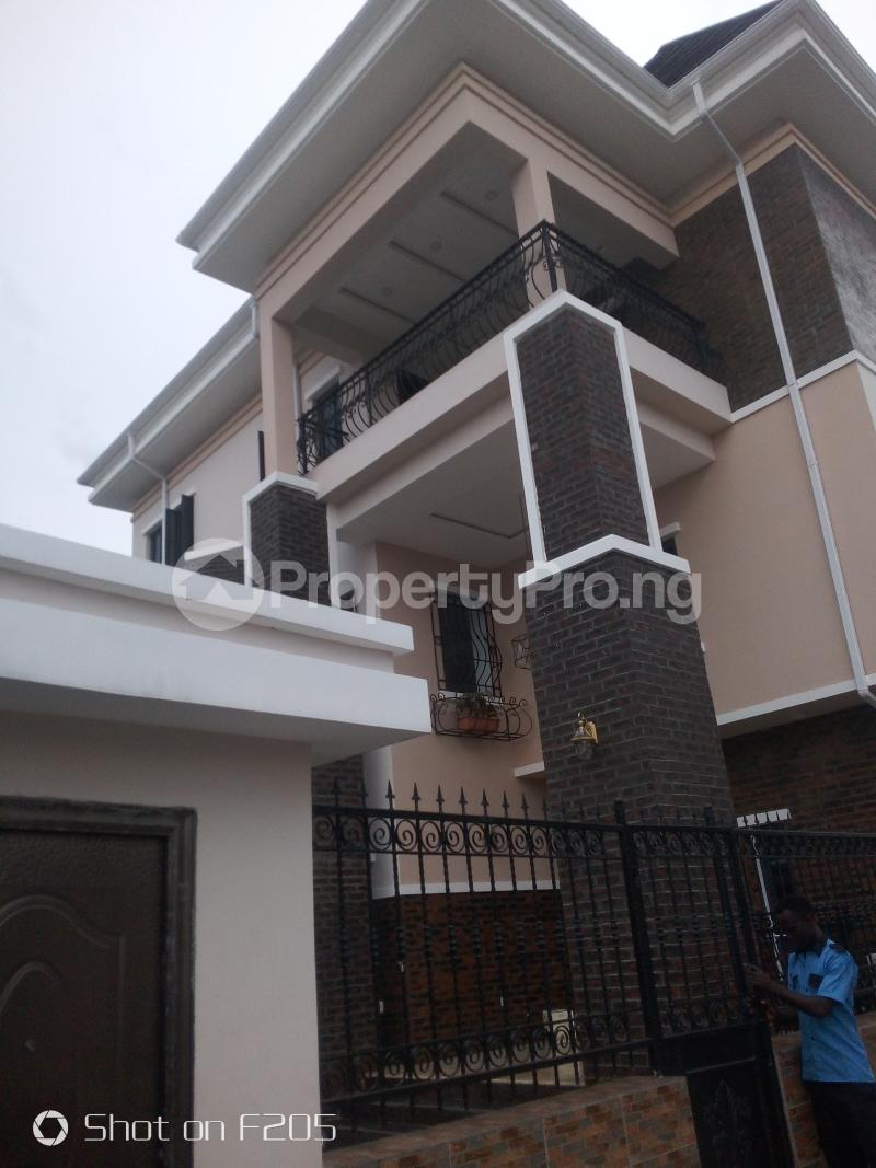 3 bedroom Flat / Apartment for rent Tarred road Isolo Lagos - 8