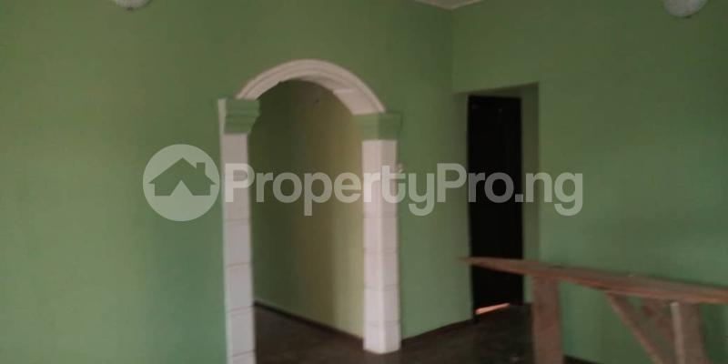 3 bedroom Blocks of Flats House for rent Goshen estate Elliott off iju road via ogba. Iju Lagos - 1