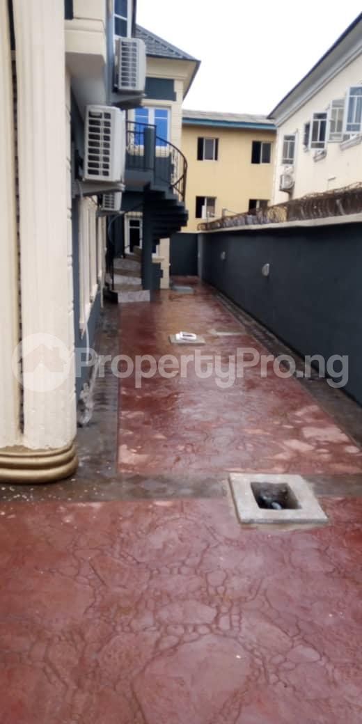 3 bedroom Blocks of Flats House for rent Goshen estate Elliott off iju road via ogba. Iju Lagos - 0