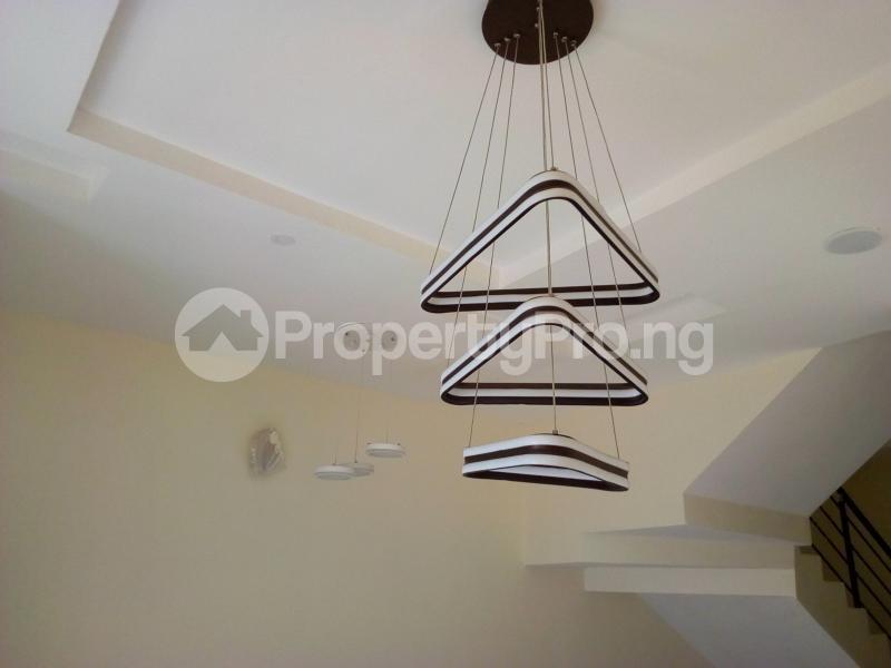 4 bedroom Semi Detached Duplex House for sale Near Total Gas Station Agungi Lekki Lagos - 1