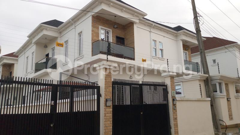 4 bedroom Semi Detached Duplex House for sale Near Total Gas Station Agungi Lekki Lagos - 39