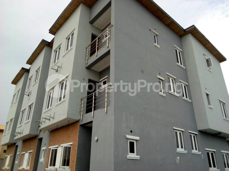 4 bedroom Terraced Duplex House for sale Maruwa Lekki Phase 1 Lekki Lagos - 1