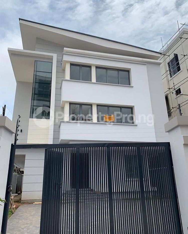4 bedroom Detached Duplex House for sale Mojisola Onikoyi Estate Ikoyi Lagos - 0