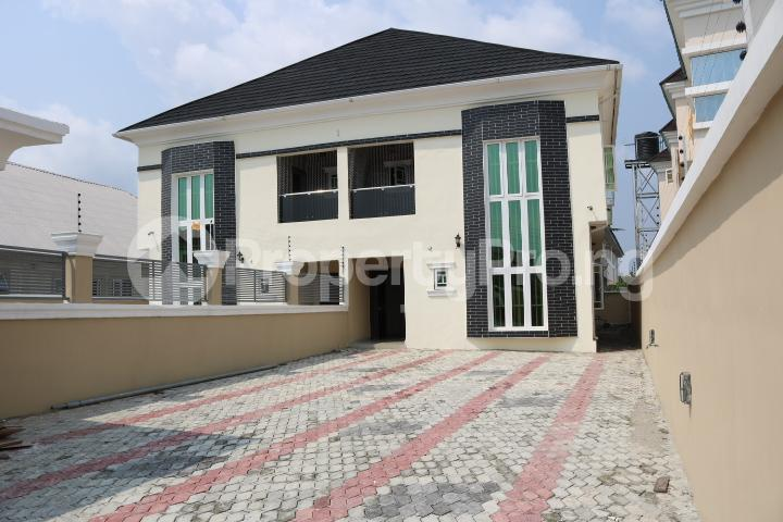 4 bedroom Semi Detached Duplex House for sale Peninsula Garden Estate Peninsula Estate Ajah Lagos - 2