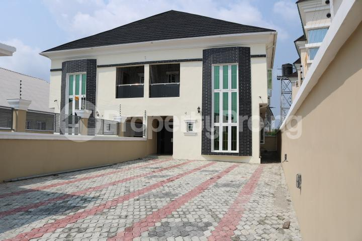 4 bedroom Semi Detached Duplex House for sale Peninsula Garden Estate Peninsula Estate Ajah Lagos - 5