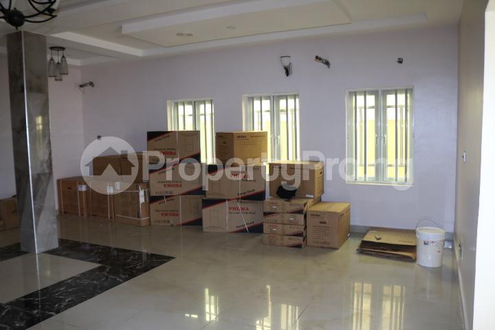 4 bedroom Semi Detached Duplex House for sale Peninsula Garden Estate Peninsula Estate Ajah Lagos - 10