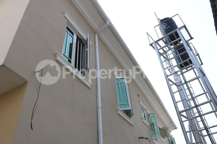4 bedroom Semi Detached Duplex House for sale Peninsula Garden Estate Peninsula Estate Ajah Lagos - 4