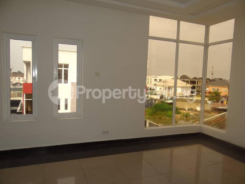 4 bedroom Semi Detached Duplex House for rent Vintage estate close to Shoprite Jakande Lekki Lagos - 0
