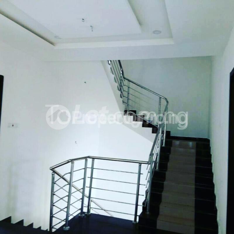 4 bedroom Semi Detached Duplex House for rent Vintage estate close to Shoprite Jakande Lekki Lagos - 5
