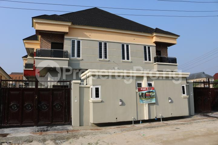 4 bedroom Semi Detached Duplex House for sale Olokonla Estate Olokonla Ajah Lagos - 82