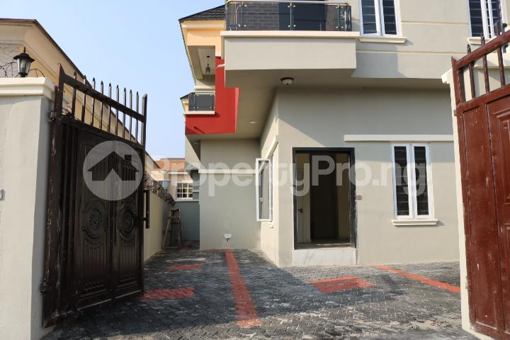 4 bedroom Semi Detached Duplex House for sale Olokonla Estate Olokonla Ajah Lagos - 2