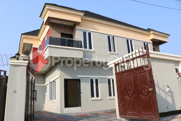4 bedroom Semi Detached Duplex House for sale Olokonla Estate Olokonla Ajah Lagos - 0