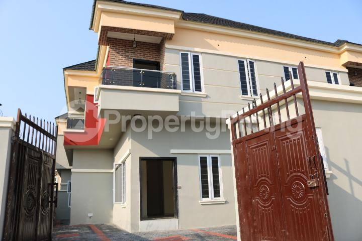 4 bedroom Semi Detached Duplex House for sale Olokonla Estate Olokonla Ajah Lagos - 1