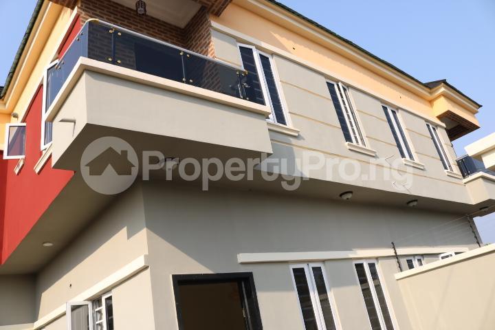 4 bedroom Semi Detached Duplex House for sale Olokonla Estate Ajah Lagos - 3
