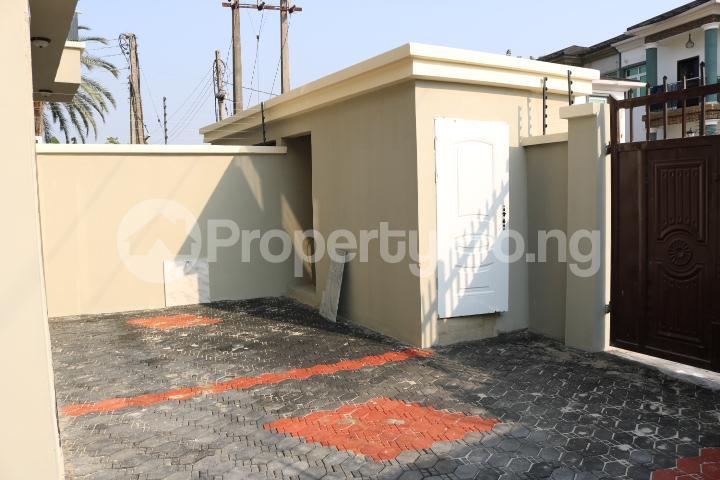 4 bedroom Semi Detached Duplex House for sale Olokonla Estate Ajah Lagos - 8