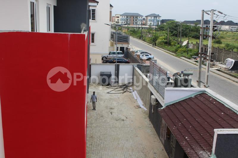 4 bedroom House for sale elegushi by third roundabout Ikate Lekki Lagos - 19