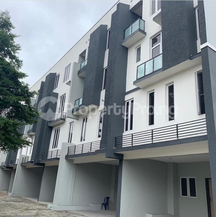 4 bedroom Terraced Duplex House for sale Oniru ONIRU Victoria Island Lagos - 3