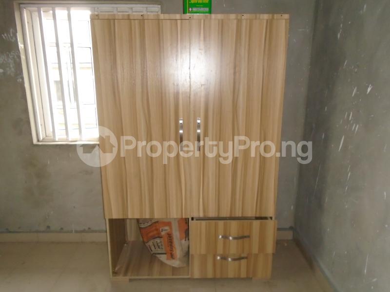 3 bedroom Blocks of Flats House for rent secure close at mangoro Mangoro Ikeja Lagos - 20