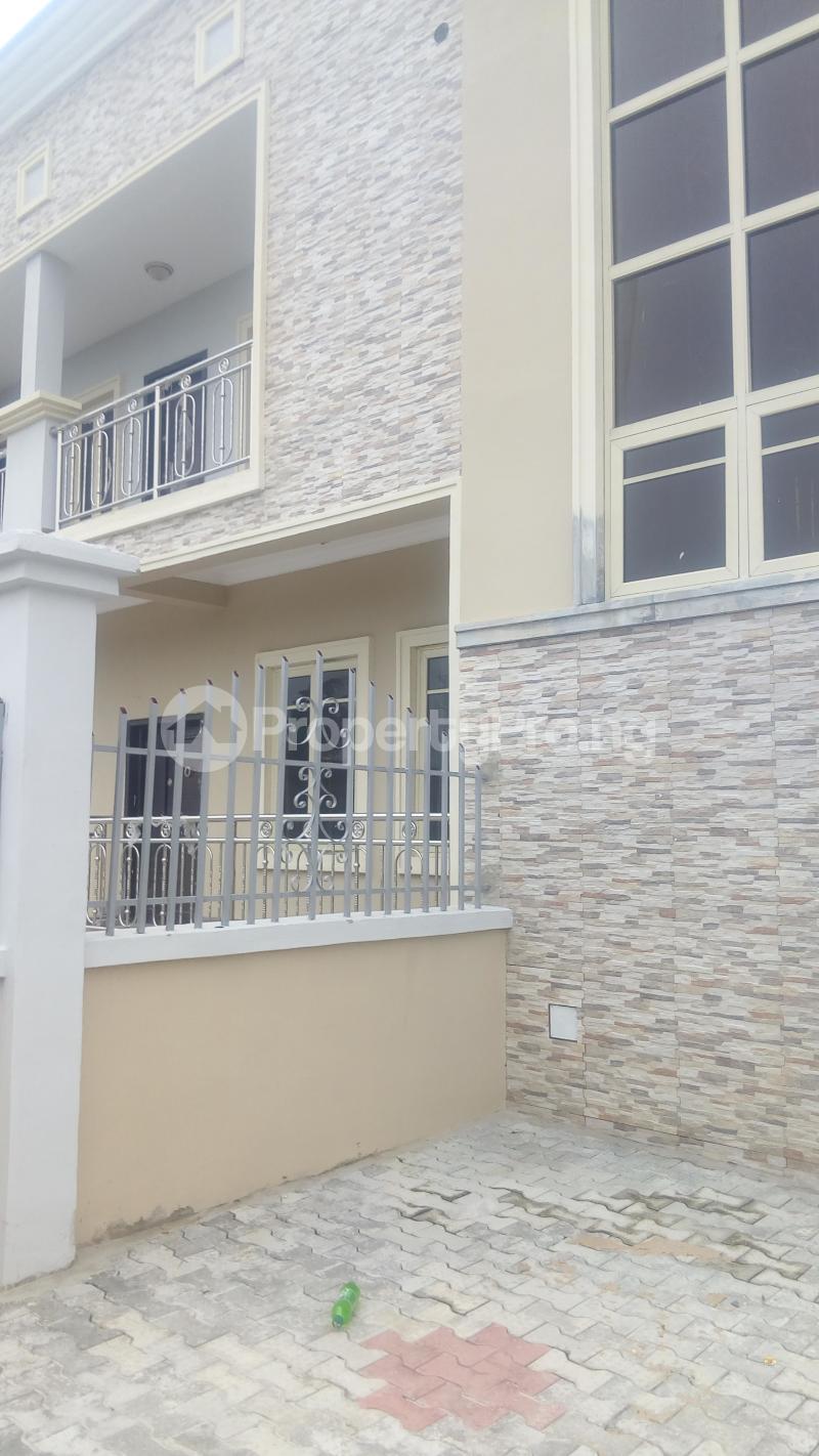 4 bedroom Detached Duplex House for rent Ayo Owolabi Close Kingdom Hall Road  Bogije Sangotedo Lagos - 0