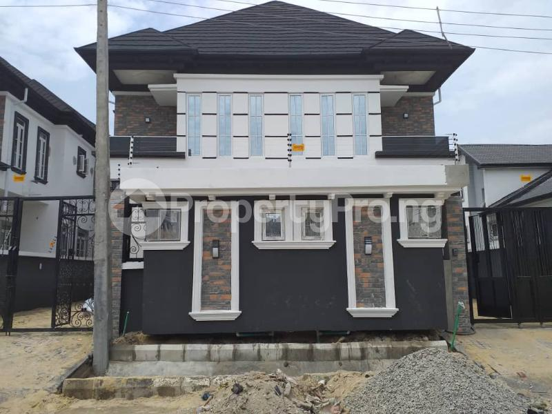 4 bedroom Semi Detached Duplex House for sale Off Shoprite Road