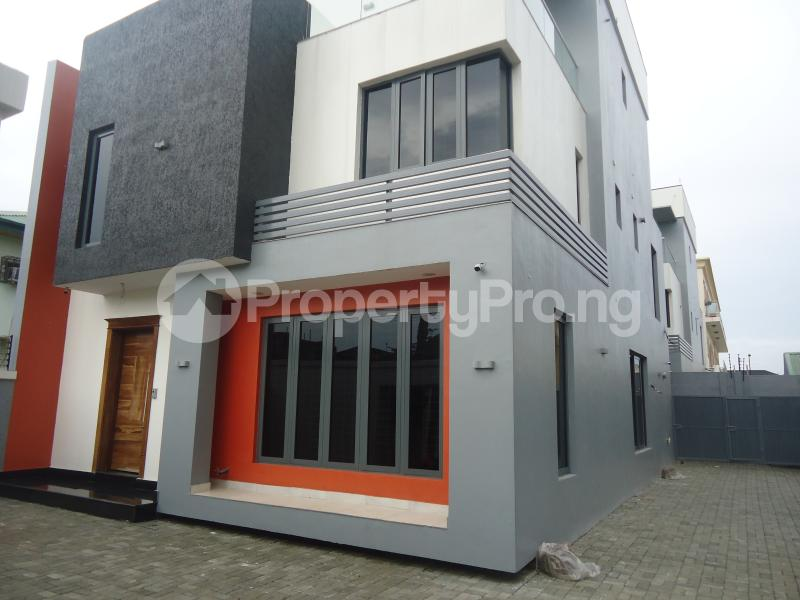 5 bedroom Detached Duplex House for sale Lekki Lekki Phase 1