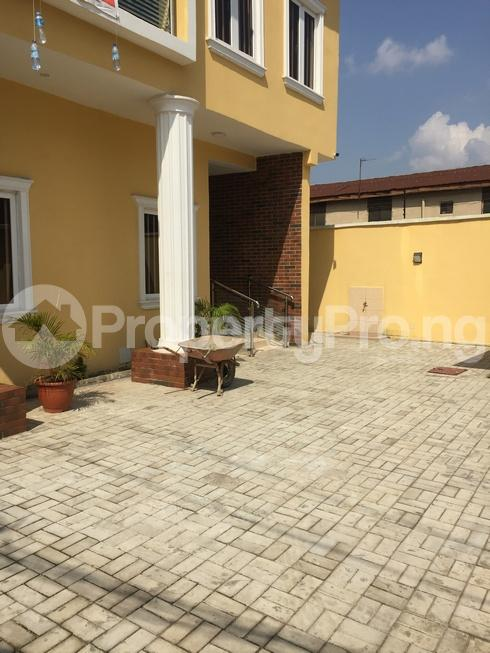 5 bedroom Semi Detached Duplex House for rent estate Adeniyi Jones Ikeja Lagos - 4