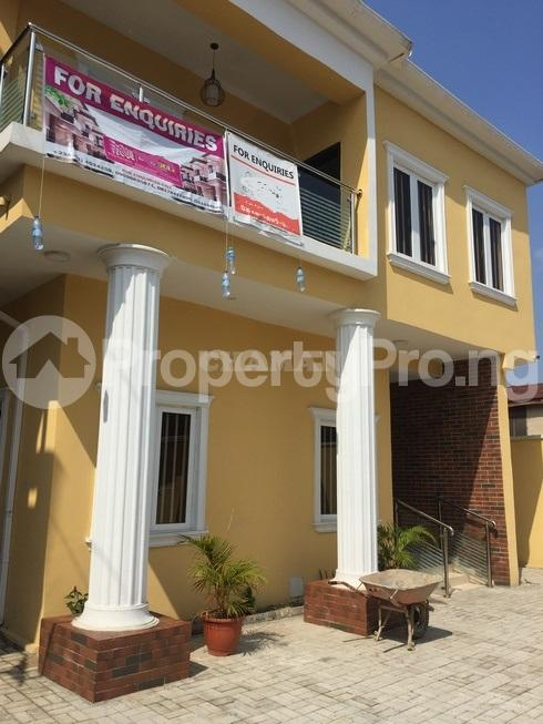 5 bedroom Semi Detached Duplex House for rent estate Adeniyi Jones Ikeja Lagos - 3
